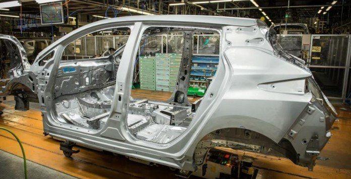 Novo Nissan Leaf Chassis