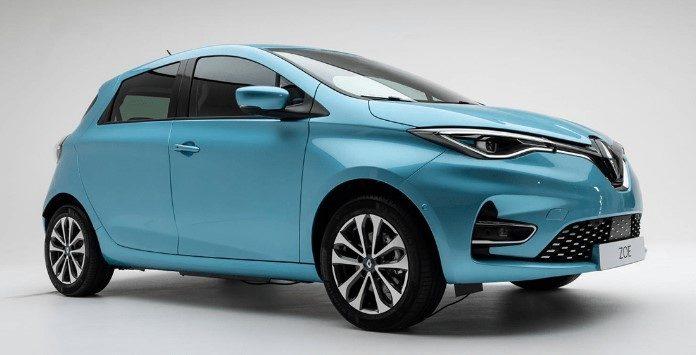 Resultado de imagem para Renault Zoe 2020