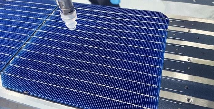 Painéis Solares Multi-Busbar MBB