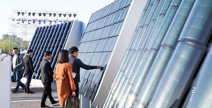 Hanergy - Painéis Solares Fotovoltaicos Flexíveis