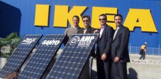 Ikea Painéis Solares Fotovoltaicos
