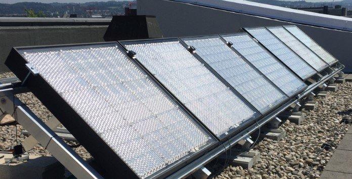 Painéis Solares Fotovoltaicos com Tecnologia Insolight