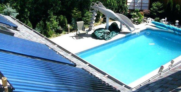 Painéis Solares Térmicos para Piscinas