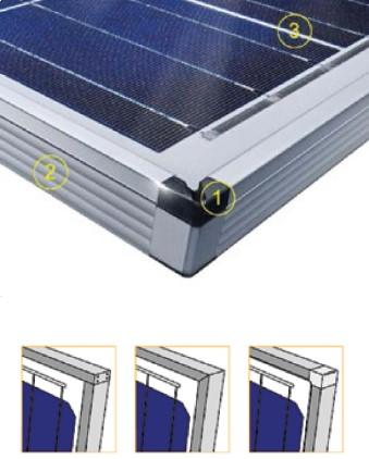 Resistência Superior - Painéis Solares SolarWorld