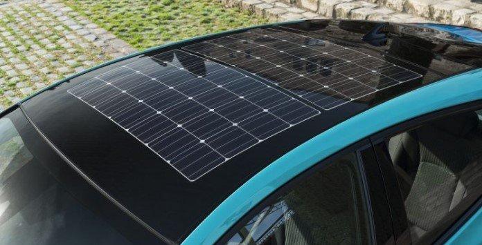 Painel Solar Fotovoltaico em Carros Elétricos