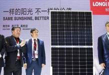 Eficiência Painel Solar - Longi Solar
