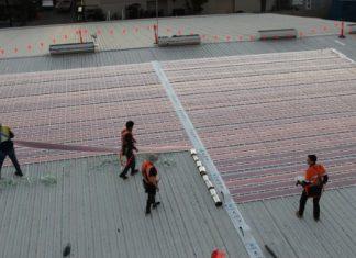 Painel Solar Fotovoltaico impresso
