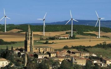 Parque Eólico França