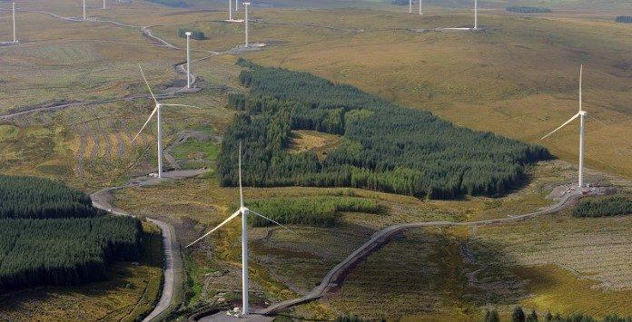 Acidente mortal em parque eólico da Escócia
