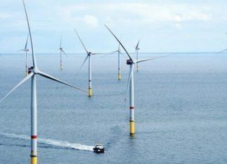 Maior parque eólico offshore do mundo, o Walney Extension