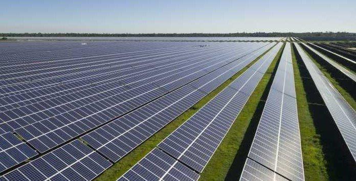 Parque Energia Solar Fotovoltaico