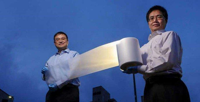 Cientistas desenvolvem película que pode ser alternativa ao ar condicionado