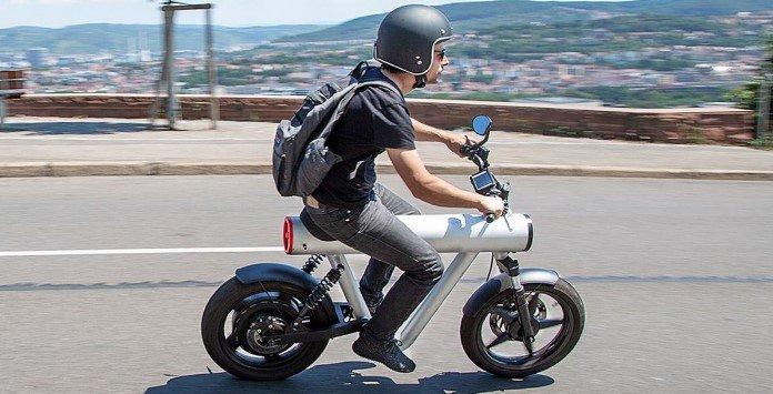 Pocket Rocket Bicicleta Sol Motors