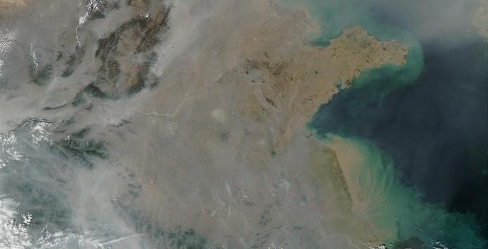 Poluição na China afeta Painéis Solares Fotovoltaicos