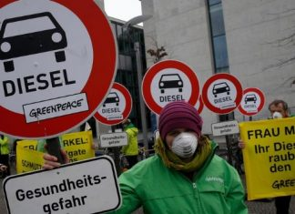 Proibição de Circulação de Carros Diesel
