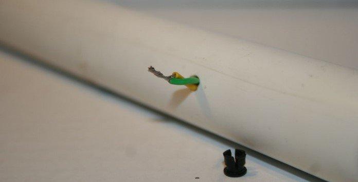 Como montar um aerogerador caseiro - Ligações