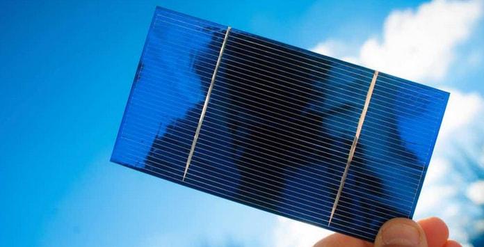 Nova célula solar atinge recorde de eficiência energética