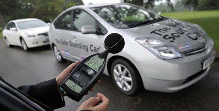 Ruído Carros Elétricos