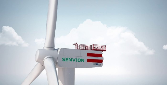 Senvion 6M Series
