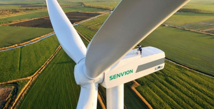 Senvion Energia Eólica