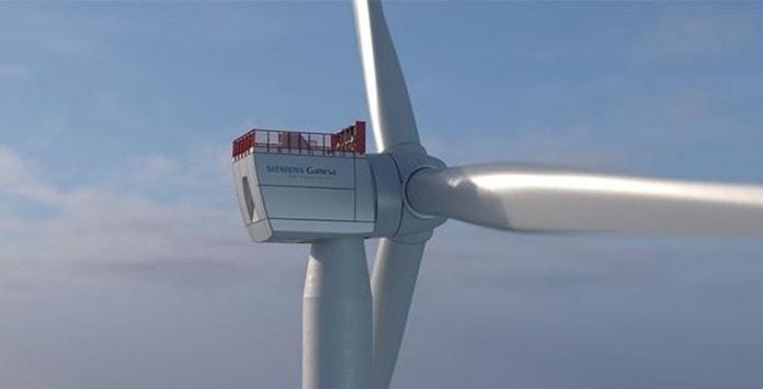 Turbina Eólica Siemens Gamesa SG-14-222
