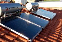 Sistema Painel Solar Térmico