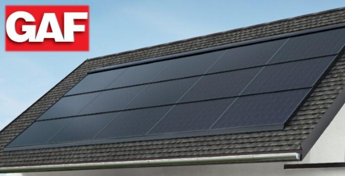 Telhado Solar da GAF Energy