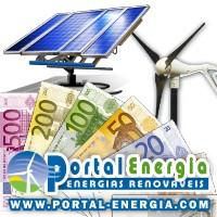 Energias renováveis permitem poupança de 825 milhões de euros