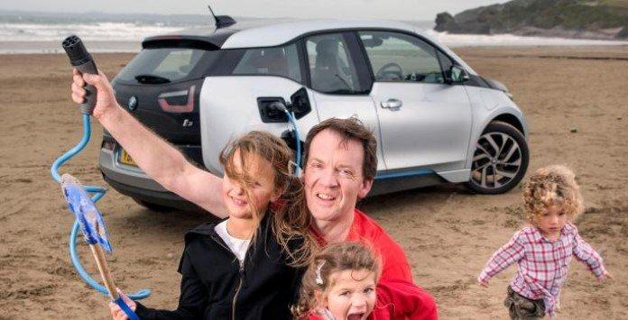 Razão do sucesso dos carros elétricos