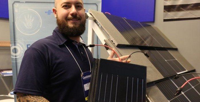 Telha Solar Fotovoltaica Green Tile