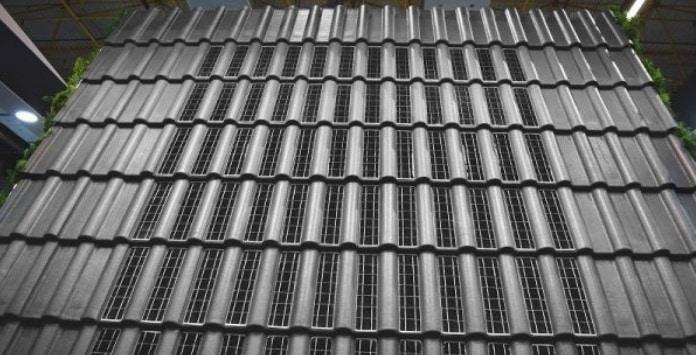 Telhas Solares Fotovoltaicas Eternit