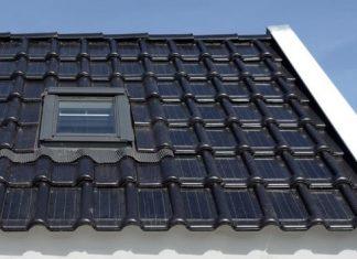 telhas cerâmicas solares