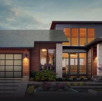 Telhas solares Fotovoltaicas da Tesla