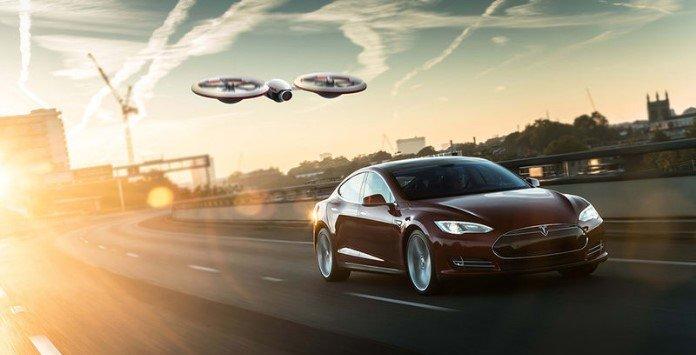 Projeto Tesla Drone