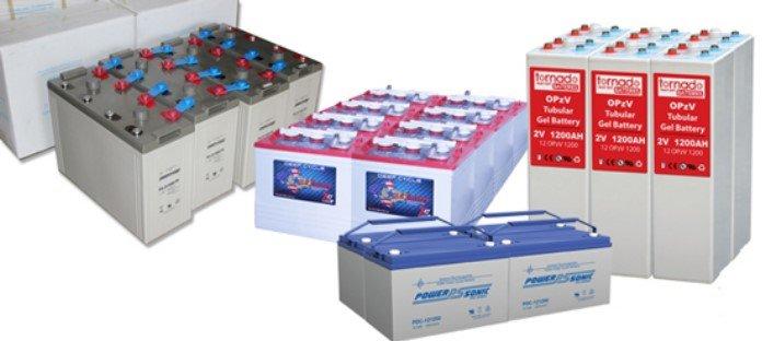 Principais tipos de baterias compatíveis com sistemas solares fotovoltaicos