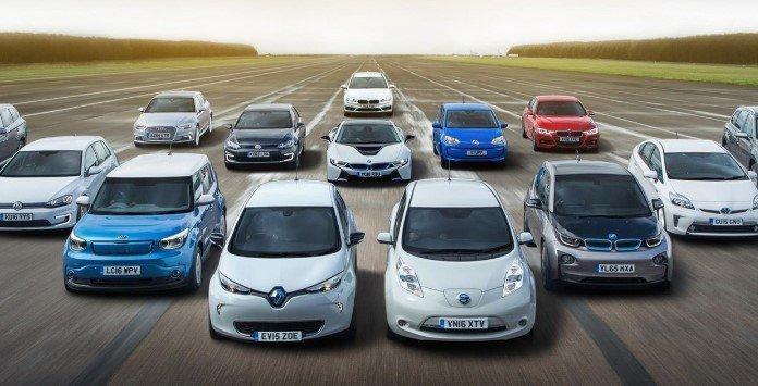 Os 10 carros elétricos com mais autonomia