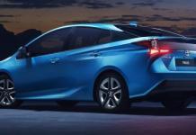 Toyota Prius Hybrid 2019