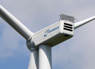 Turbina Eólica Nordex