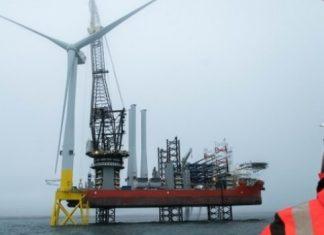 Turbina Eólica Offshore Vestas V164