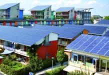 Vila Solar na Alemanha