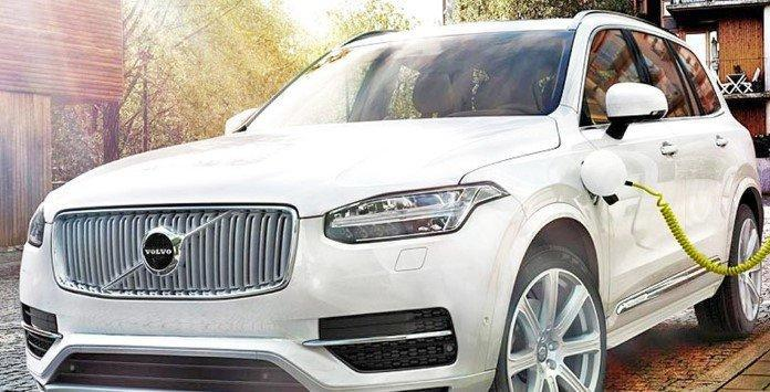 Carro elétrico Volvo