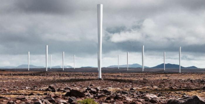 Vortex Bladeless - Turbina eólica sem Pás
