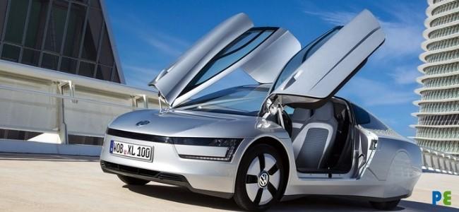 Carro Elétrico Volkswagen XL1