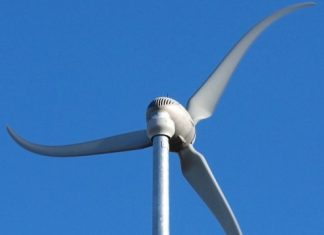wind turbine skystream 3.7