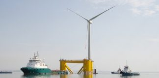 Windfloat Portugal EDPR